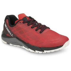 Merrell M-Bare Access Shoes Kinder red/black